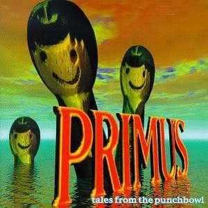 Primus - Tales From The Punchbowl (New Vinyl)