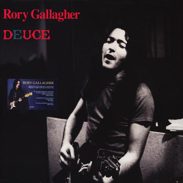 Rory Gallagher - Deuce (180g/Rm) (New Vinyl)
