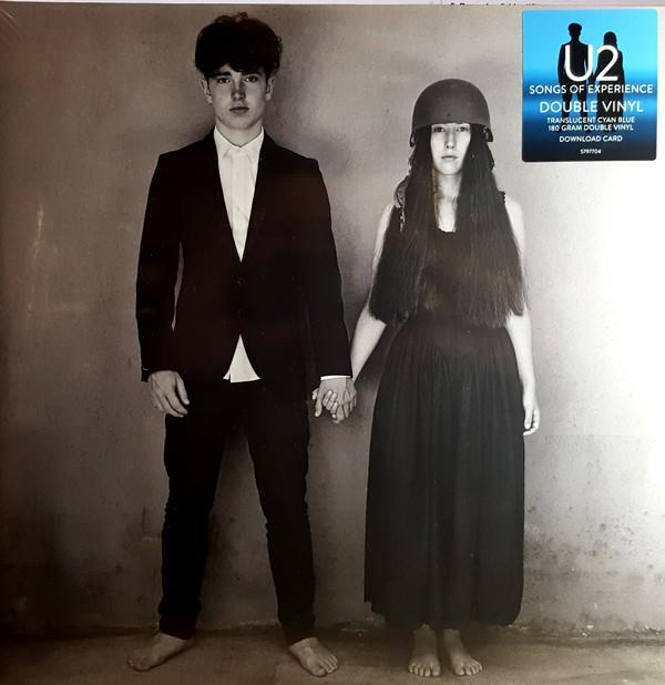 U2 - Songs Of Experience (New Vinyl)