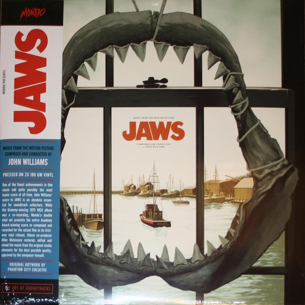 John Williams - Jaws (Music From The Motion Picture) (New Vinyl)