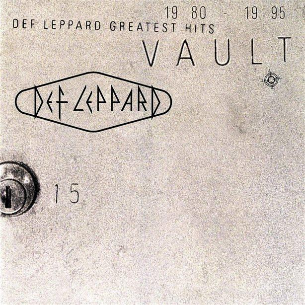 Def Leppard - Vault: Greatest Hits 1980-1995 (New Vinyl)