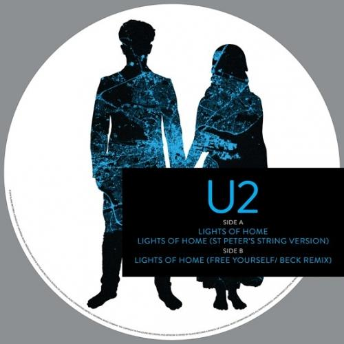 U2 - Lights Of Home (12 In.) (New Vinyl)