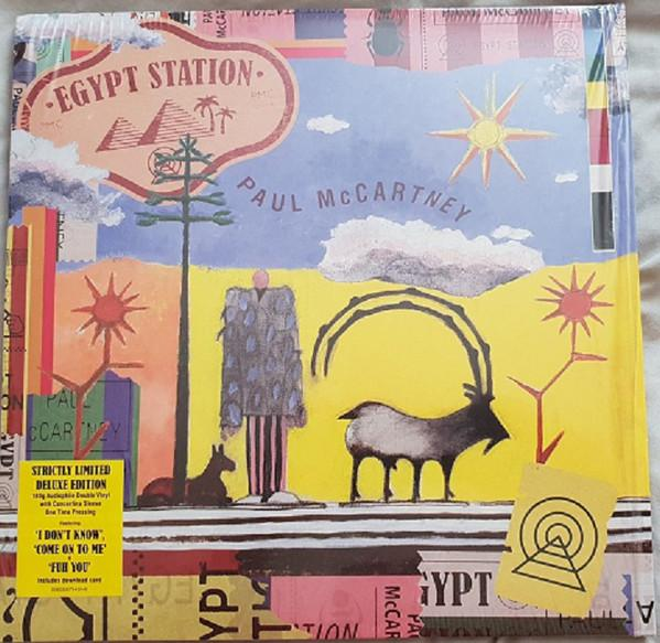 Paul Mccartney - Egypt Station (Dlx) (New Vinyl)
