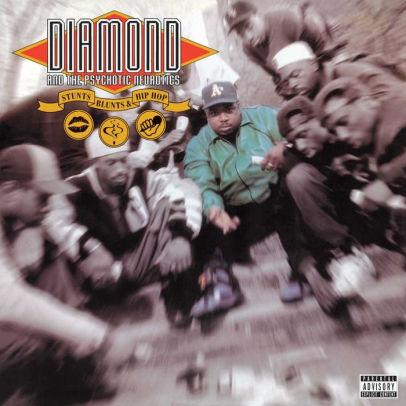 Diamond D - Stunts Blunts & Hip Hop (New Vinyl)