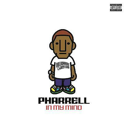 Pharrell - In My Mind (New Vinyl)