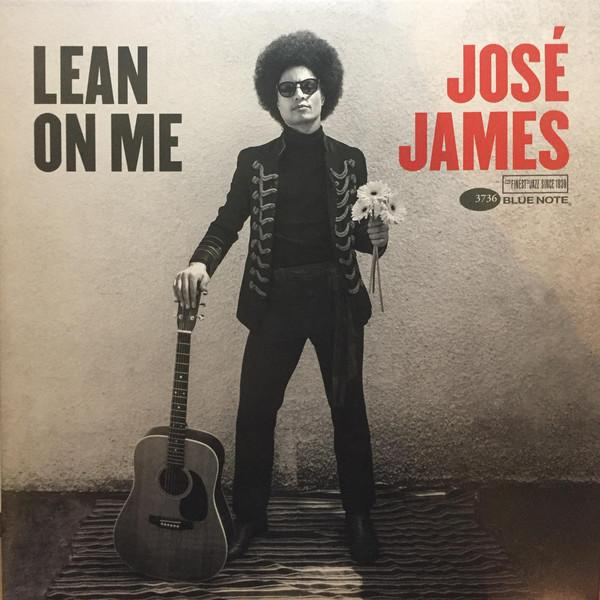 Jose James - Lean On Me (New Vinyl)