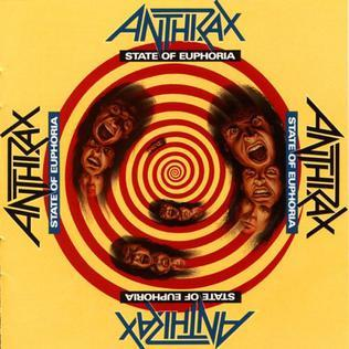 Anthrax - State Of Euphoria (30th Ann.) (New Vinyl)