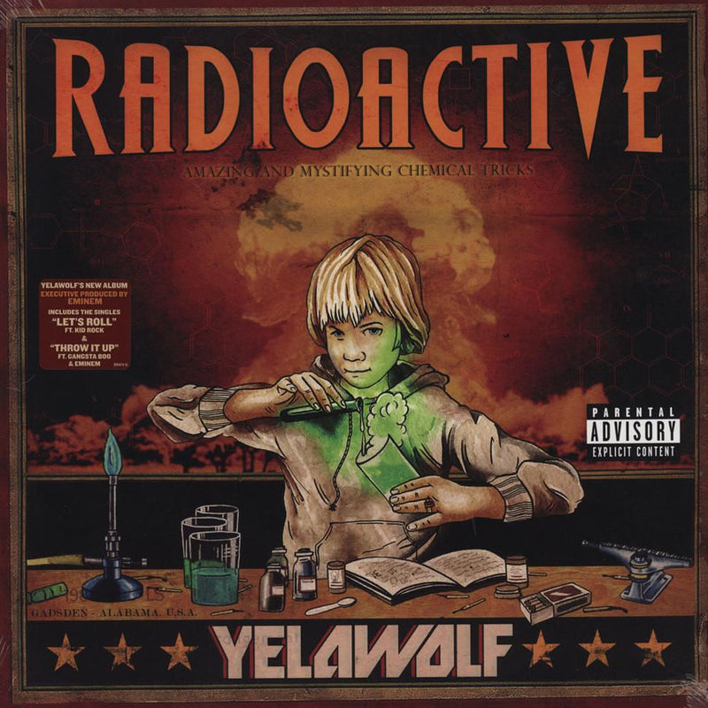 Yelawolf - Radioactive (New Vinyl)