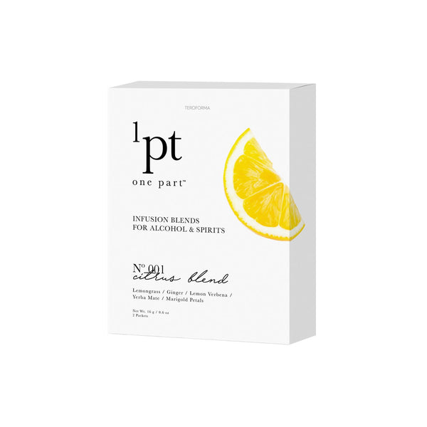 1pt N°001 Citrus Single Pack