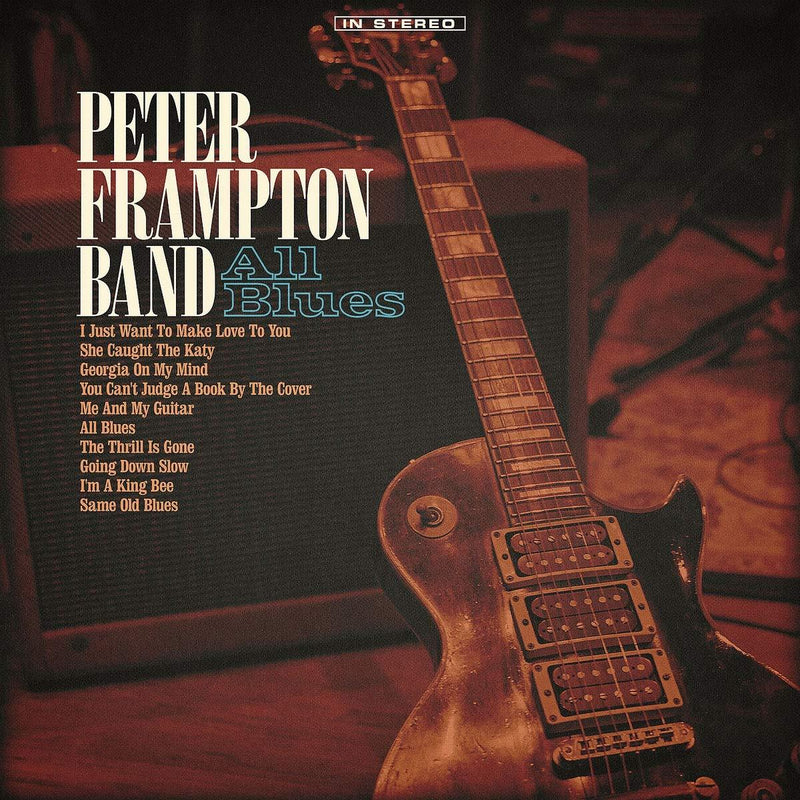 Peter Frampton - All Blues (Etched) (New Vinyl)