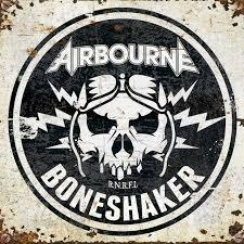 Airbourne - Boneshaker (Ltd/Dlx/Ivory) (New Vinyl)