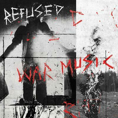 Refused - War Music (Ltd/Red) (New Vinyl)