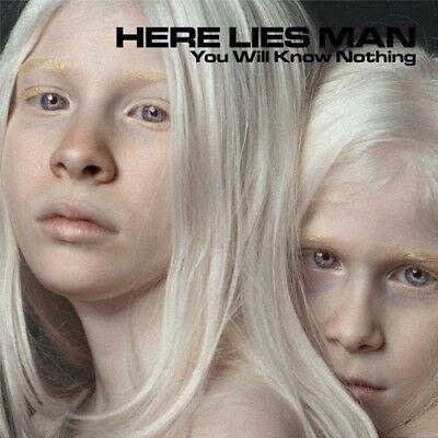 Here Lies Man - You Will Know Nothing (New Vinyl)