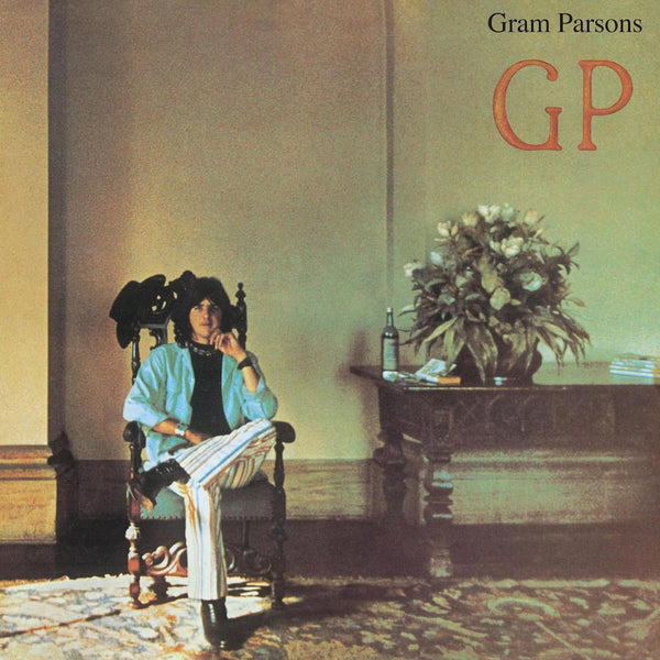 Gram Parsons - Gp (New Vinyl)