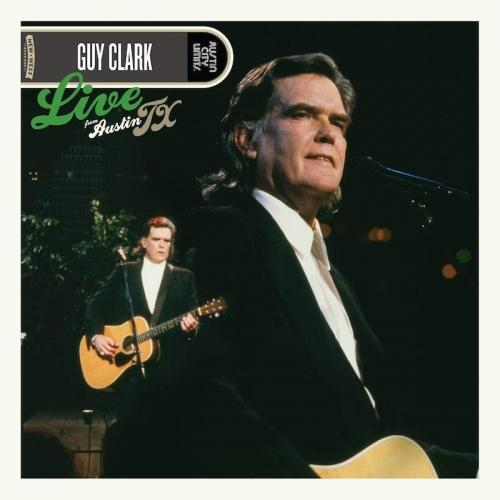 Guy Clark - Live From Austin Tx (New Vinyl)