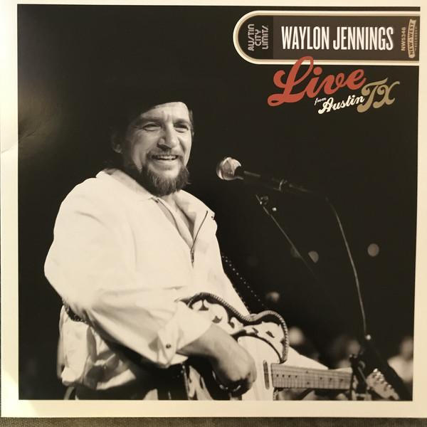Waylon Jennings - Live From Austin Tx '84 (New Vinyl)