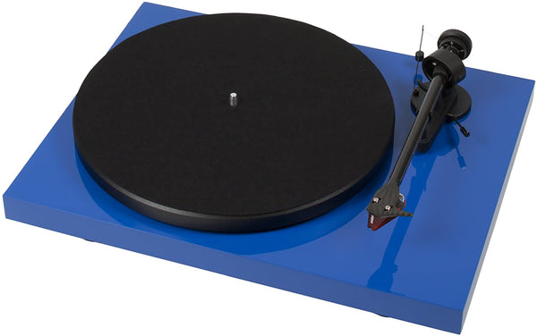 Pro-Ject Turntable - Debut Carbon Dc - Blue (Electronics)***AVAILABLE AS CURB-SIDE PICKUP ONLY***