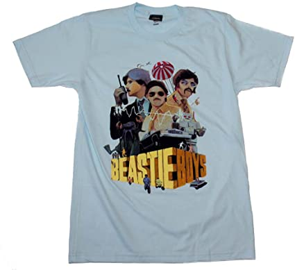 Beastie Boys Criterion Blue Shirt