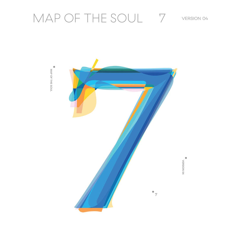 BTS - Map Of The Soul: 7 (NEW CD)