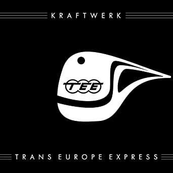 Kraftwerk - Trans-Europe Express (Ltd Clear) (New Vinyl)