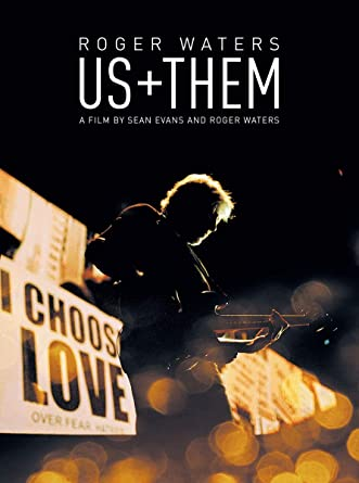Roger Waters - Us + Them (New Blu-ray)