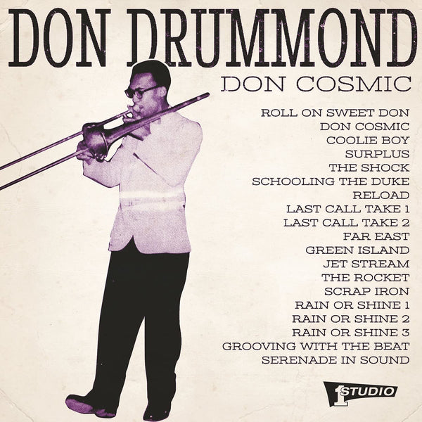 Don Drummond - Don Cosmic (New Vinyl)