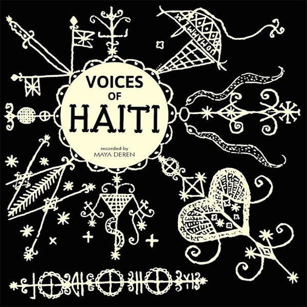 Maya Deren - Voices Of Haiti (New Vinyl)