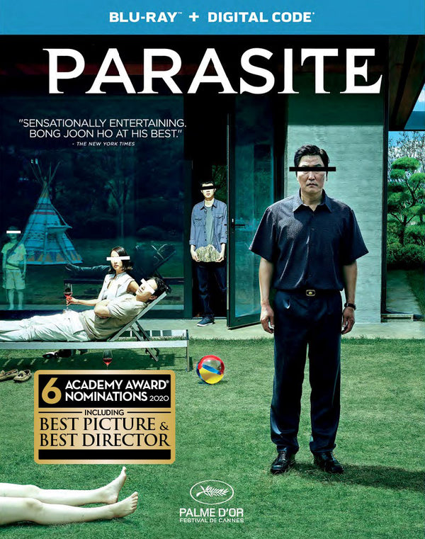 Used Blu-Ray - Parasite