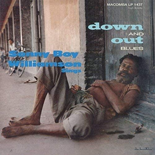 Sonny Boy Williamson - Down And Out Blues (New Vinyl)