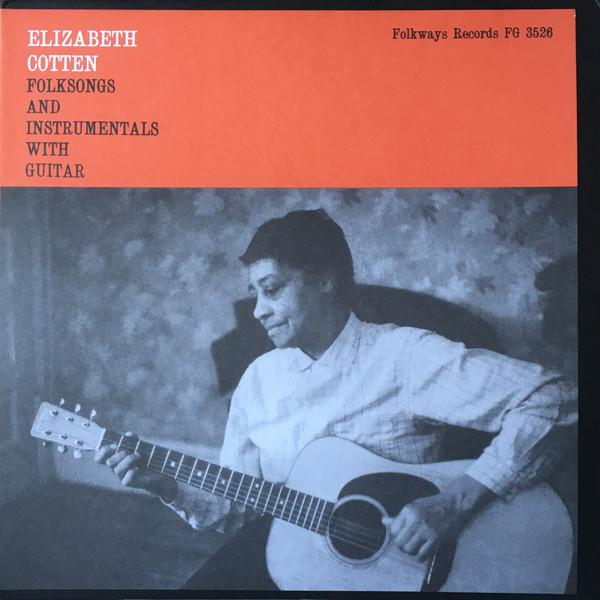 Elizabeth Cotten - Folksongs And Instrumentals W/ (New Vinyl)