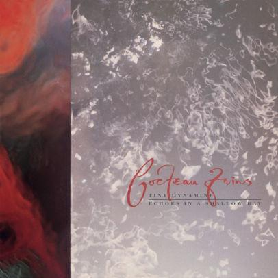Cocteau Twins - Tiny Dynamine/Echoes In A Shal (New Vinyl)