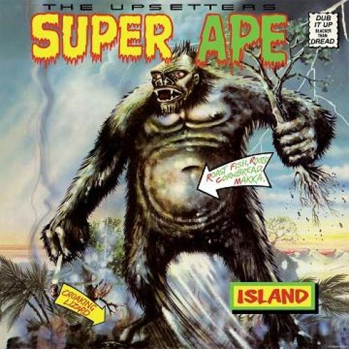 "Lee ""Scratch"" Perry And The Upsetters - Super Ape (New Vinyl)"
