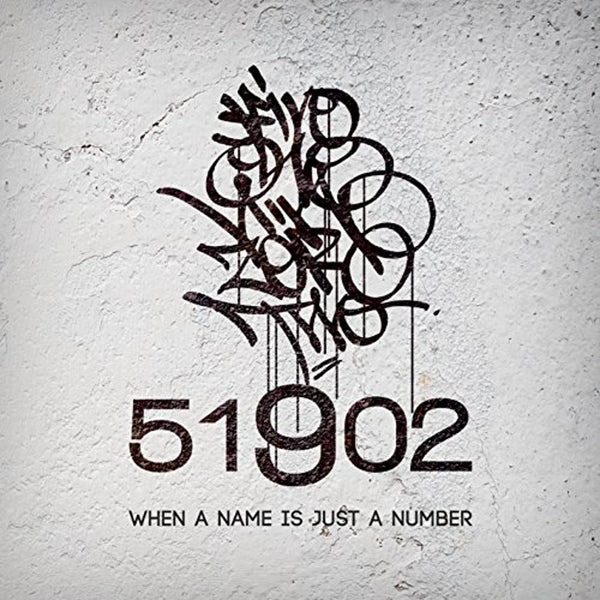 51902 - When A Name Is Just A Number (New Vinyl)