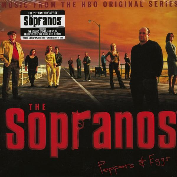 Various - Sopranos Peppers And Eggs (New Vinyl)