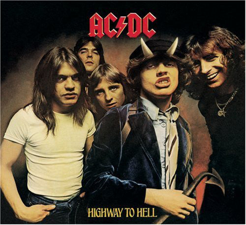 AC/DC - Highway To Hell (Remastered) (NEW CD)
