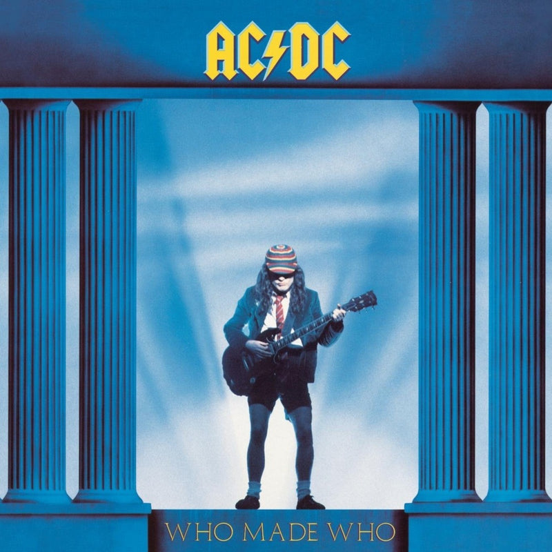 AC/DC - Who Made Who (Remastered) (NEW CD)