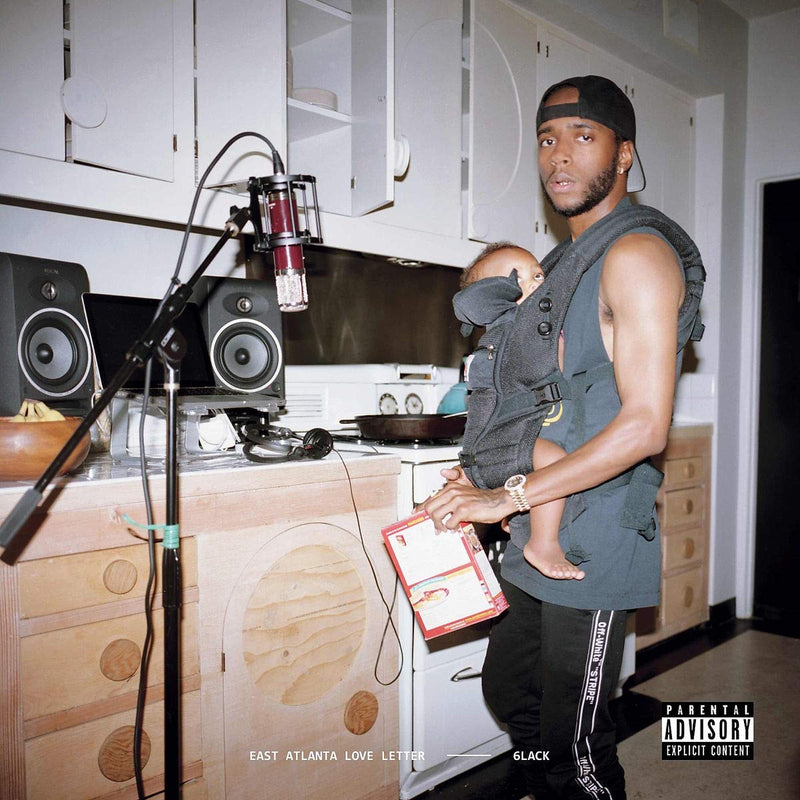 6lack - East Atlanta Love Letter (New Vinyl)