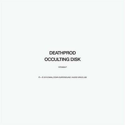 Deathprod - Occulting Disk (New Vinyl)
