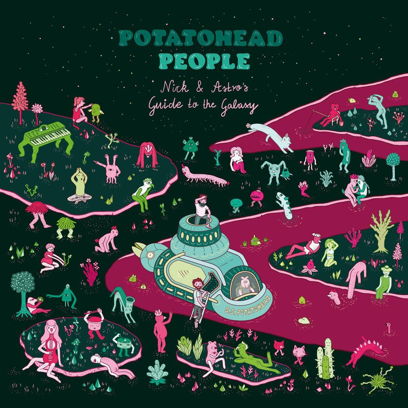 Potatohead People - Nick And Astros Guide To The G (New Vinyl)