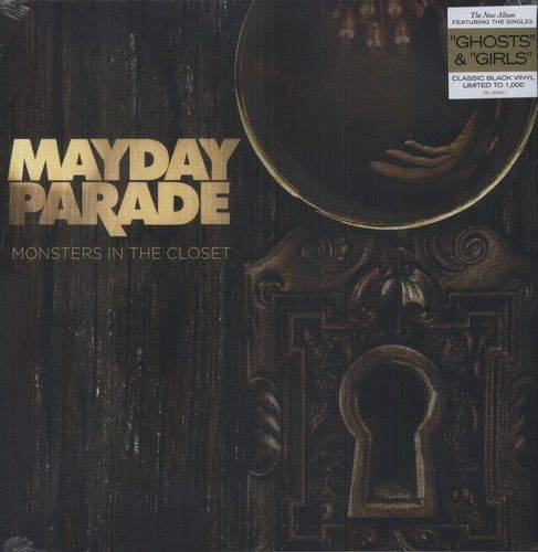 Mayday Parade - Monsters In The Closet (New Vinyl)