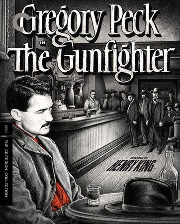 The Gunfighter (Criterion) (New DVD)