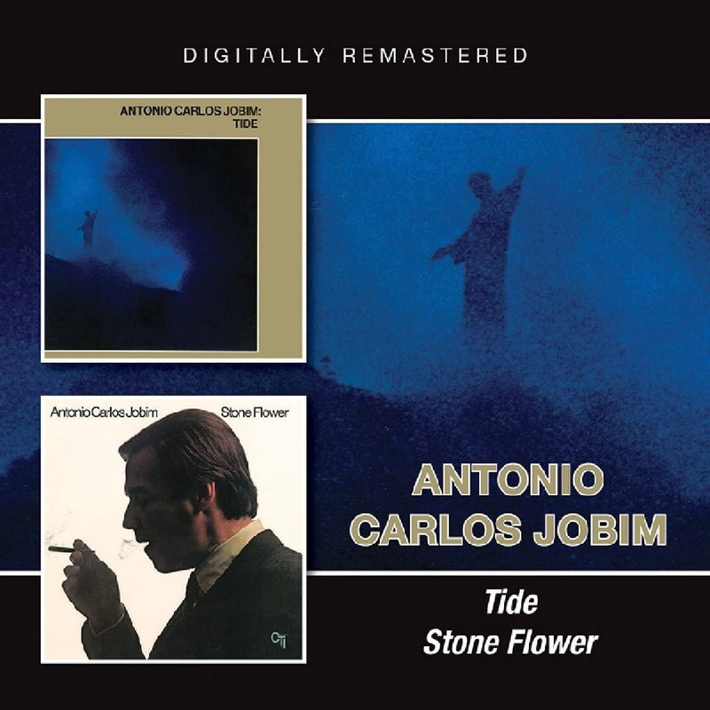 Antonio Carlos Jobim - Tide / Stone Flower (NEW CD)
