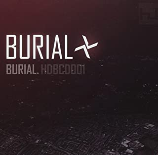 (Used CD) - Burial - Burial