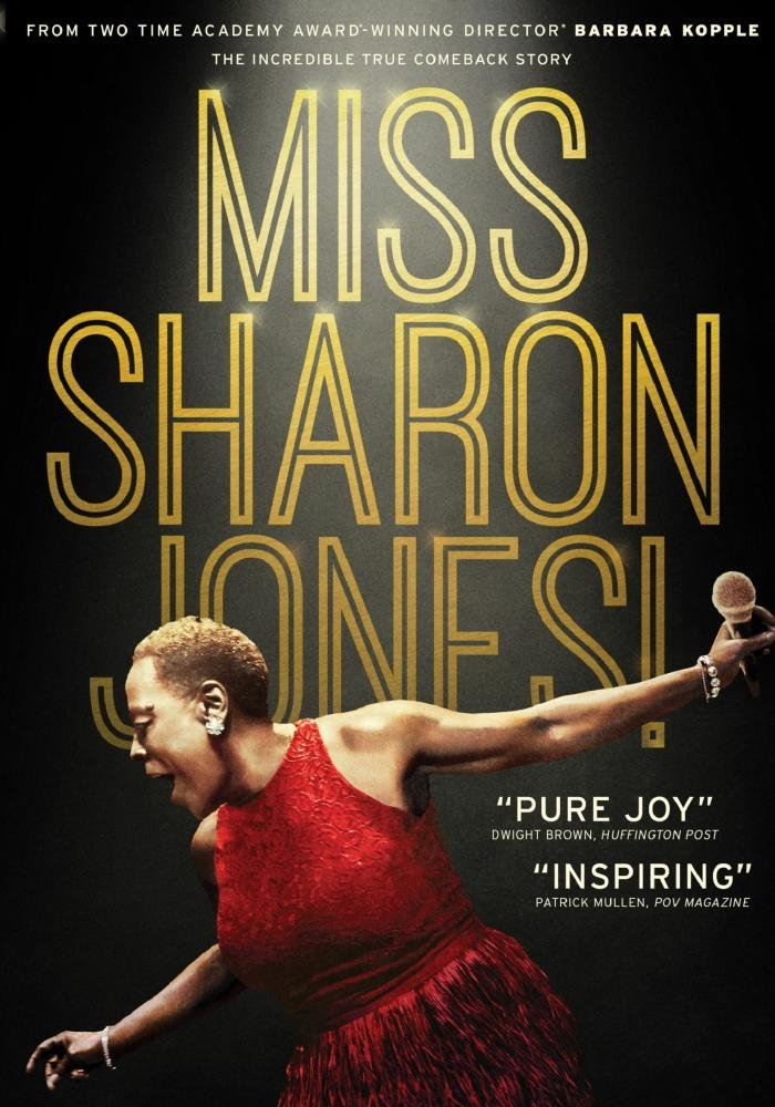 Used DVD - Miss Sharon Jones