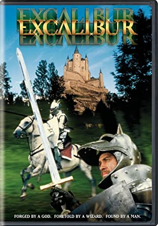 Used DVD - Excalibur (1981)