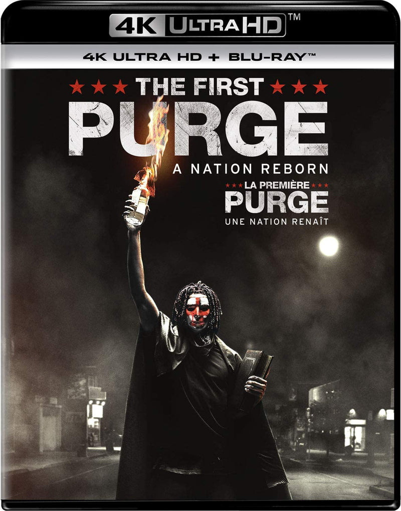 Used 4K Ultra HD - The First Purge