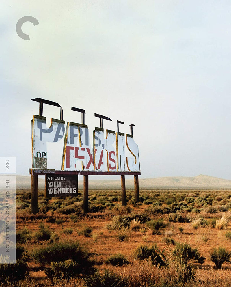 Used Blu-Ray - Paris Texas (1984)
