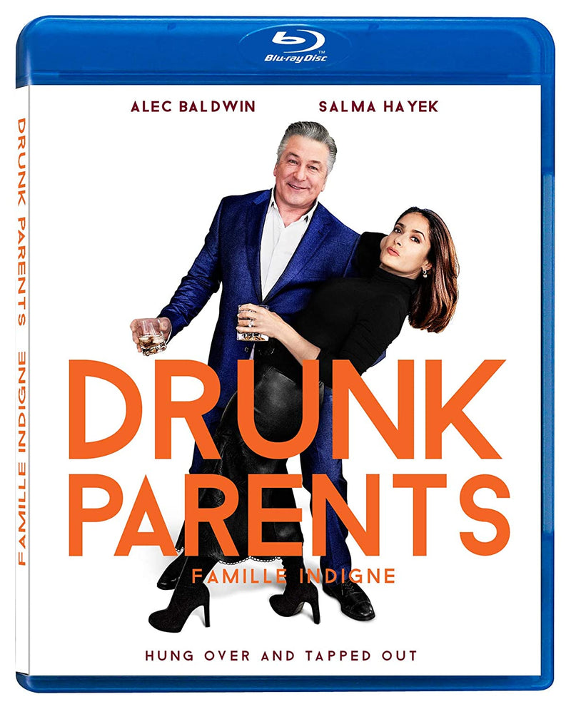 Used Blu-Ray - Drunk Parents