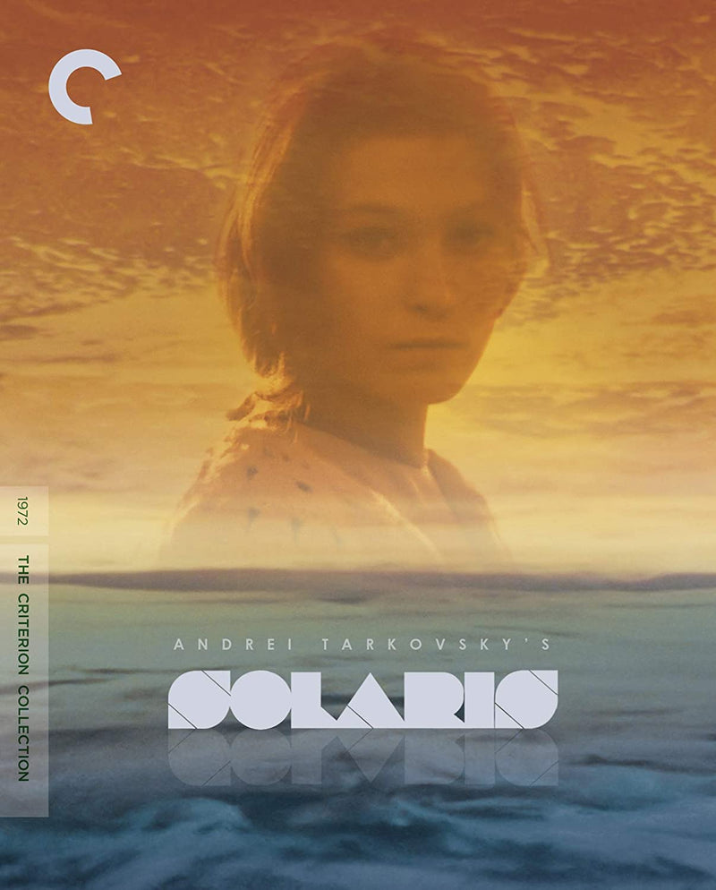 Used Blu Ray - Solaris (Criterion)