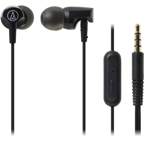 Audio-Technica - Sonic Fuel In-Ear Headphones (Black)